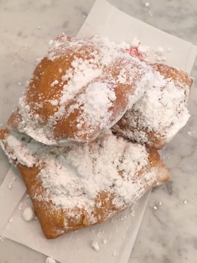 Best Beignets from Morning Call