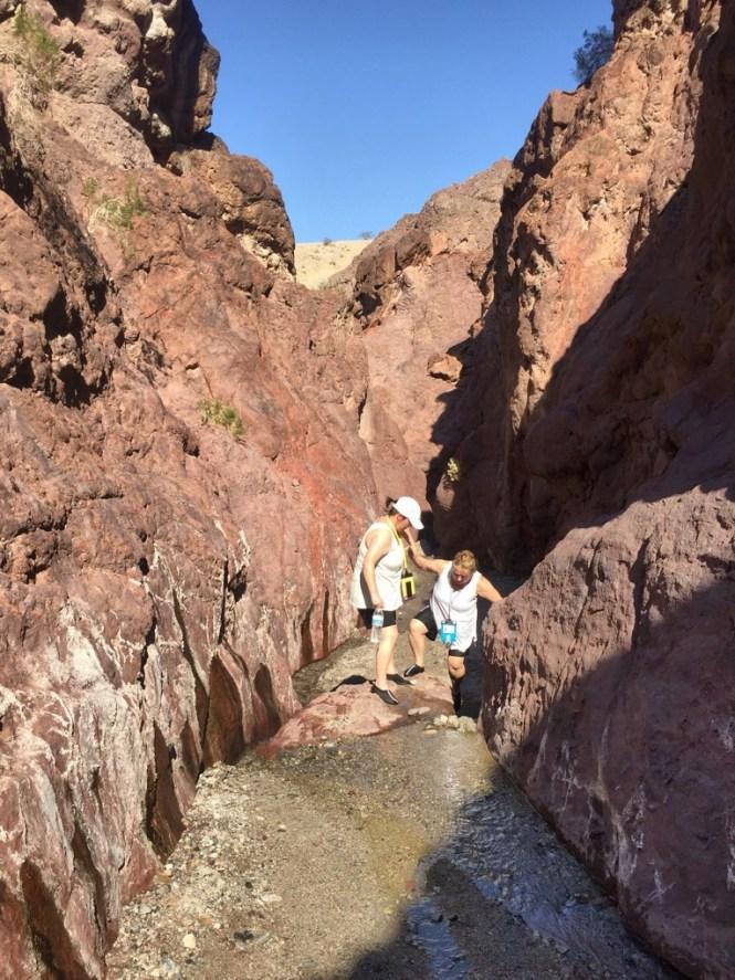 Black Canyon and Arizona Hot Springs