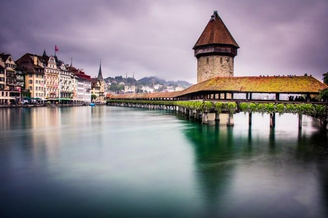 Underrate destinations Lucern