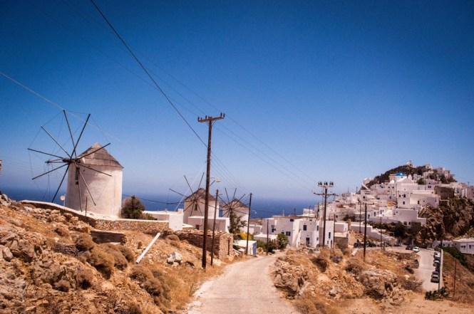 underrated destination -Serifos, Greece