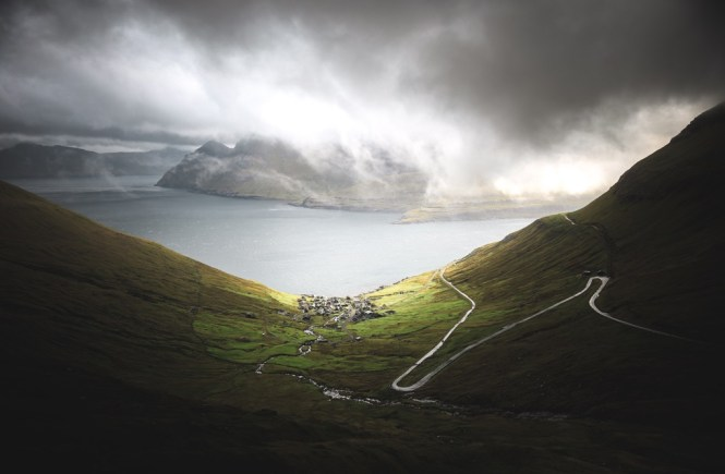 Funningur in the Faroe Islands