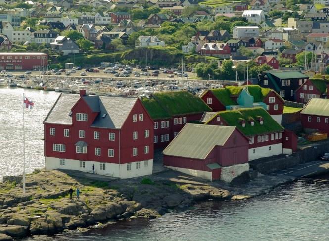 Tórshavn Faroes
