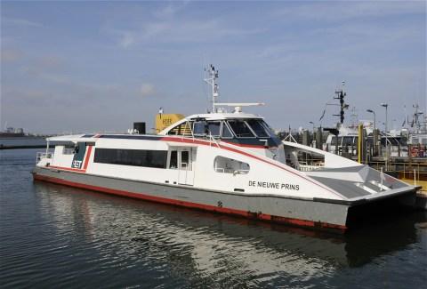 De Fast Ferry van de RET