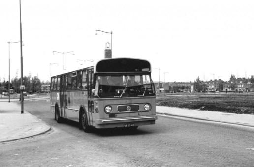 Bus 780, Kromhout-Werkspoor, lijn 45, Kastanjeplein