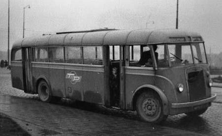 Twee Provinciën, bus 184, Ridderkerk 1955