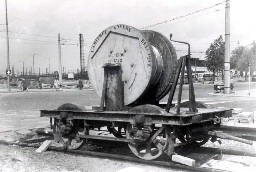 Haspelwagen, 23-5-1954