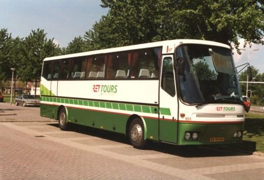 RET Tours bus 101, BOVA