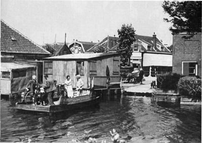 Van de Schansweg naar de Oudendijkse Schiekade