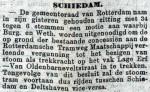 19030425 Intrkken vergunning stoomtram. (RN)