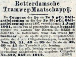 19040531 Uitloting coupons. (AH)