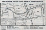 19041121 Plan voor de electrische tramlijnen op het Beursplein (RN)