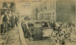 19110909-Tramongeval-Rotterdamsedijk-Schiedam, Verzameling Hans Kaper