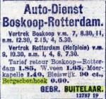 19260119 Autodienst Boskoop-Rotterdam (RN)