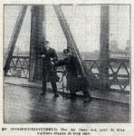19280107 Opening Spoorweghavenbrug (Voorwaarts)