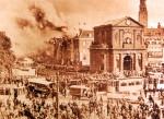 19290510 Brand Haagscheveer drukkerij en papierhandel Elze & Lazerus