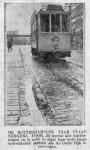 19320216 Lijn 22 op de Oudedijk (SumatraPost)