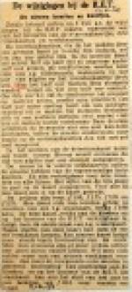 19340612 Wijzigingen bij de RET