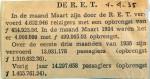 19350404 RET passagiers in maart