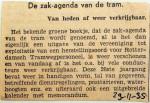 19351129 De zakagenda van de tram