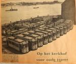 19360530 A sloop oude trams, verzameling Hans Kaper