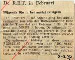 19370305 Stijgende lijn in aantal reizigers