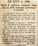 19390104 De RET in 1938