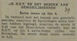 19391001 bezoek aan gemobiliseerden, verzameling Hans Kaper