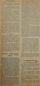 19400605 resultaten RET, verzameling Hans Kaper