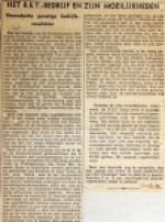 19400606 Het RET bedrijf en zijn moeilijkheden