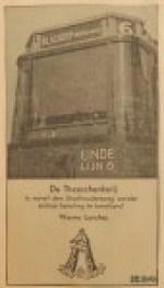 19400928 reclame theeschenkerij blijdorp, verzameling Hans Kaper