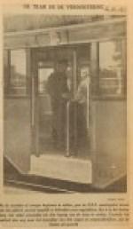 19401004 tram en verduistering, verzameling Hans Kaper