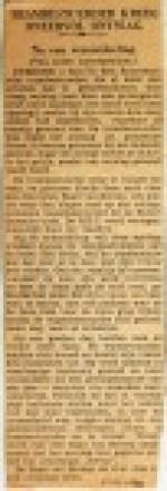 19401101 Trambestuurder kreeg oneervol ontslag
