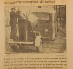 19401115 buschauffeur als overnist, verzameling Hans Kaper