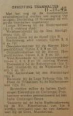 19421111-opheffing-tramhaltes, verzameling Hans Kape