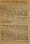 19440120-Dienstorder-2487-kennisgeving-3560, verzameling Hans Kaper