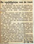19440805 De wachthuisjes van de tram