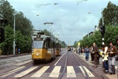 Motorrijtuig 109, Amsterdam, 1981