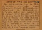 19460119-De-bussen-van-de-RET, Verzameling Hans Kaper
