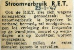 19470123 Stroomverbruik RET