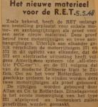 19480505-Het-nieuwe-materieel-voor-de-RET, Verzameling Hans Kaper