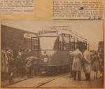 19480505-Nieuwe-tram-571, Verzameling Hans Kaper