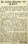 19481119 Nieuwe RET directeur