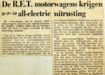 19490831 All-electric uitrusting motorwagens