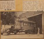 19490915-Tramwagens-naar-de-sloop, Verzameling Hans Kaper