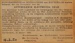 19500315-RET-aanvraag-vergunning-lijn-S, Verzameling Hans Kaper
