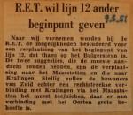 19510309-Ander-beginpunt-lijn-12, Verzameling Hans Kaper