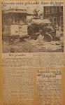 19510605-Groentenauto-gekraakt, Verzameling Hans Kaper