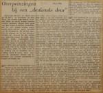 19520119-Overpeinzingen-bij-een-denkende-deur, Verzameling Hans Kaper