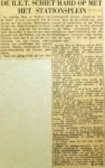19540508 Veel werkzaamheden in de stad voor de RET
