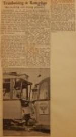 19540608-Trambotsing-Rotterdam, Verzameling Hans Kaper